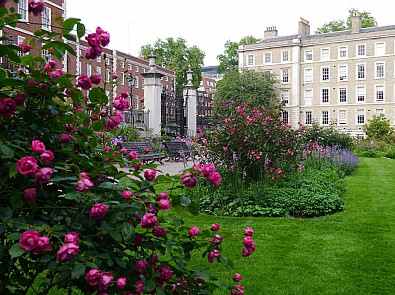 The Inner and Middle Temple Gardens, London – Tuesday 25th June – SOLD OUT