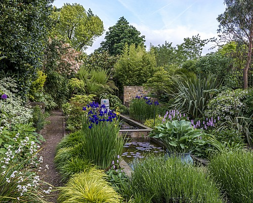 The Nation's Favourite Gardens competition