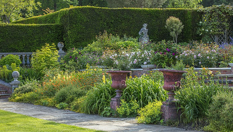Our ticketed gardens collection