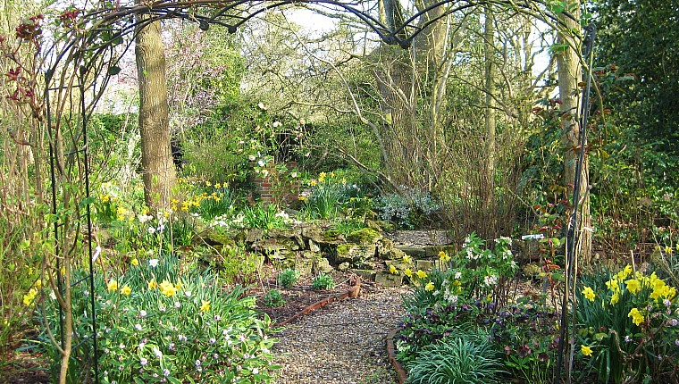 Join us for a Spring Talk & Walk in Berkshire