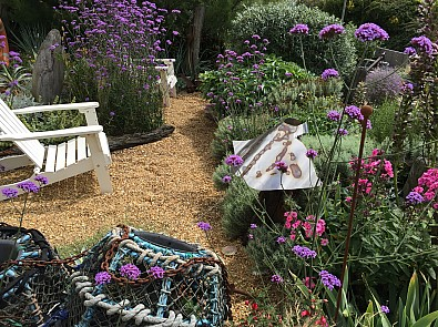 Coast Magazine Features Driftwood Garden