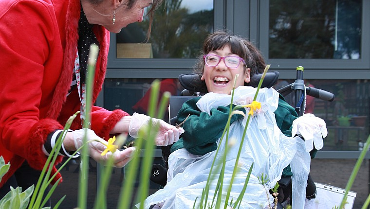 The joy of gardening for all abilities