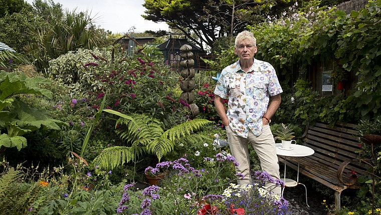 An East Sussex Garden hits the headlines