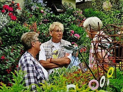 Getting to know our garden owners
