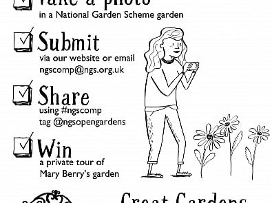 The National Garden Scheme Photographic Competition