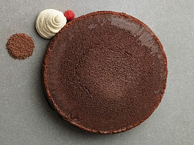 Tom Kerridge's flourless dark chocolate cake