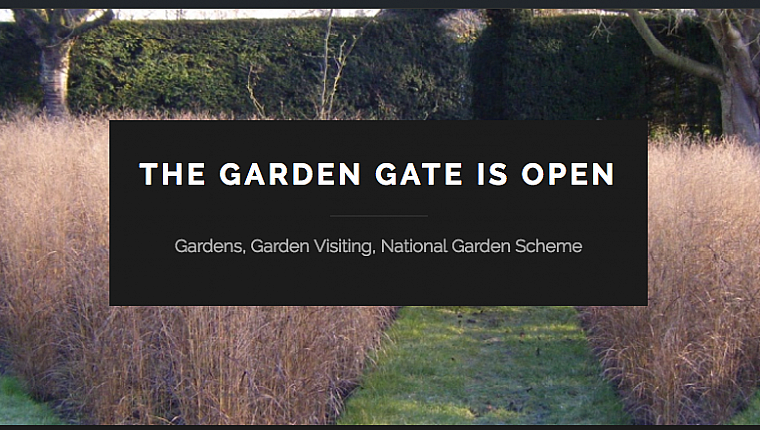 The Garden Gate is Open