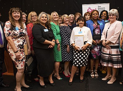 Honouring Queen's Nurses and their contribution to community nursing